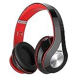 Mpow 059 Cuffie Bluetooth, Cuffie Riduzione di Rumore, Autonomia 20 Ore, Microfono CVC6.0, Cuffie Over-Ear Pieghevole, Fascia...