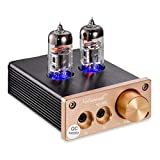 Nobsound HiFi Mini Valve Tube Headphone Amplifier Stereo amp Audio Kopfhörerverstärker
