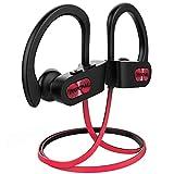 Cuffie Bluetooth Sport Bass+, Mpow Auricolari Bluetooth Sport CVC 6.0, Cuffie Bluetooth Senza Fili 10 Ore di Gioco,Cuffie...