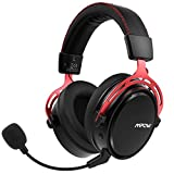 Mpow Cuffie da Gaming per PS4, PC, Xbox One, Stereo Wireless Cuffie con Microfono Rimovibile Cancellazione di Rumore, Schiuma di...