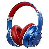 Cuffie Cancellazione del Rumore Wireless Bluetooth 5.0, Srhythm NC15 2020 Version Auricolare Pieghevole Over-ear con Microfono per...