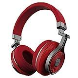 Bluedio T3(turbine 3rd) extra Bass wireless Bluetooth 4.1cuffie stereo (nero)