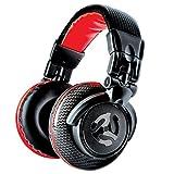 Numark RedWave Carbon - Cuffie per DJ Full Range, Leggere, Pieghevoli di Alta Qualità con Driver da 50 mm, Cavo Scollegabile,...