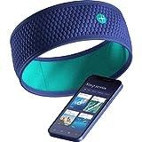 HoomBand, Fascia innovativa per dormire, altoparlanti Bluetooth ultra piatti, caricabatterie incluso, accesso gratuito a storie...