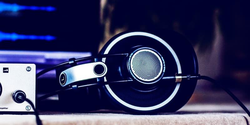 cuffia stereo