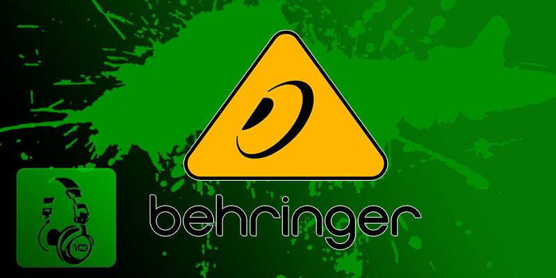 behringer cuffie